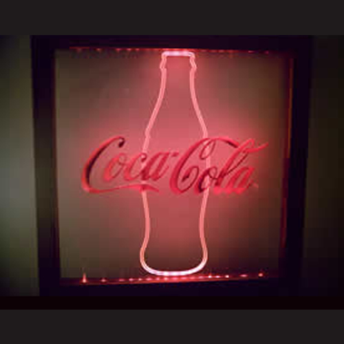 base coca cola piso: